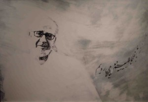 04. pirhashemi علی گلستانه دربارهی کالیگرافی معاصر فارسی 04