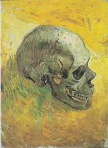439px-Van_Gogh_-_Schädel1 سهراب نبی پور ، ونگوک طبیعت نیمه جان 439px Van Gogh   Sch  del1