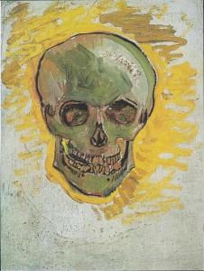 451px-Van_Gogh_-_Schädel(1) سهراب نبی پور ، ونگوک طبیعت نیمه جان 451px Van Gogh   Sch  del1