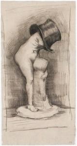 Venus-in-a-Top-Hat سهراب نبی پور ، ونگوک طبیعت نیمه جان Venus in a Top Hat